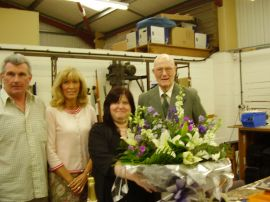 Celebrating 25 years continued service