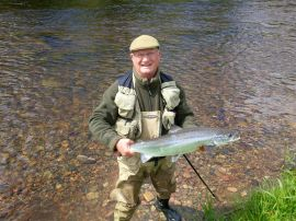 Success on the River Dee