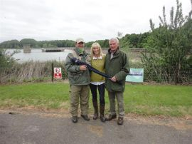 England Disabled Fly Fishing Team News