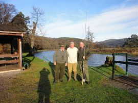 Highland Trip - Macallan Fishing, River Spey