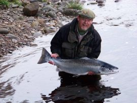 Findhorn Salmon