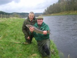 Another good day on River Dee